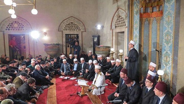 Održana tradicionalna mevludska svečanost u Sultan Fatihovoj – Carevoj džamiji u Sarajevu