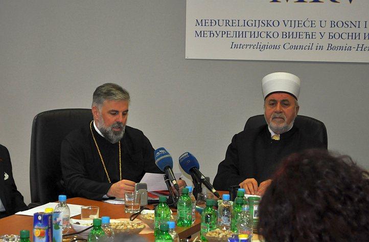 Muftija Smajić preuzeo predsjedavanje Međureligijskim vijećem u BiH
