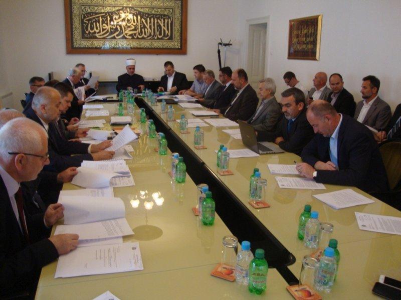 U Sarajevu održane tematska i redovna sjednica Rijaseta