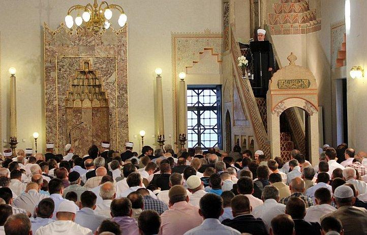 Bajramska hutba Reisu-l-uleme u Gazi Husrev-begovoj džamiji