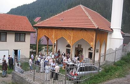 Sergija u Fond za pomoć povratničkim džematima u Bosni i Hercegovini