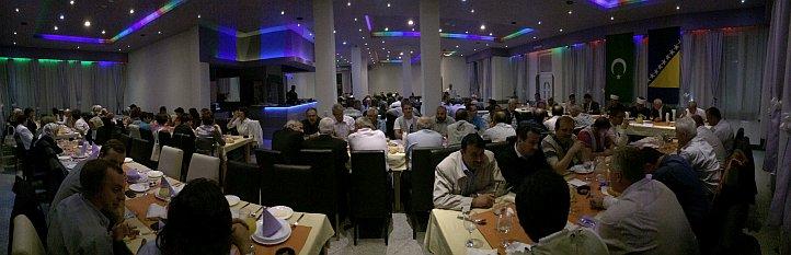 Reisu-l-ulema na zajedničkom iftaru u Goraždu