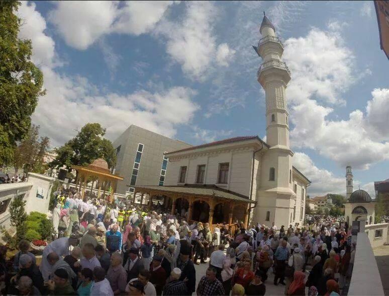 Sultan Sulejmanova Atik džamija 16.08.2014. – Reportaža