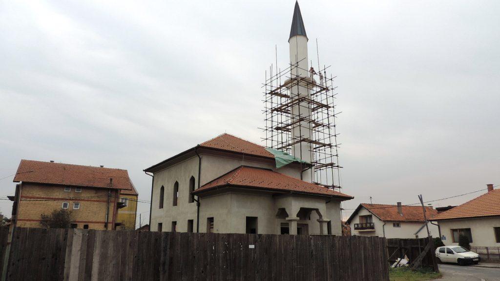 Salkanović i Stevanović dovršavaju obnovu Krpić džamije