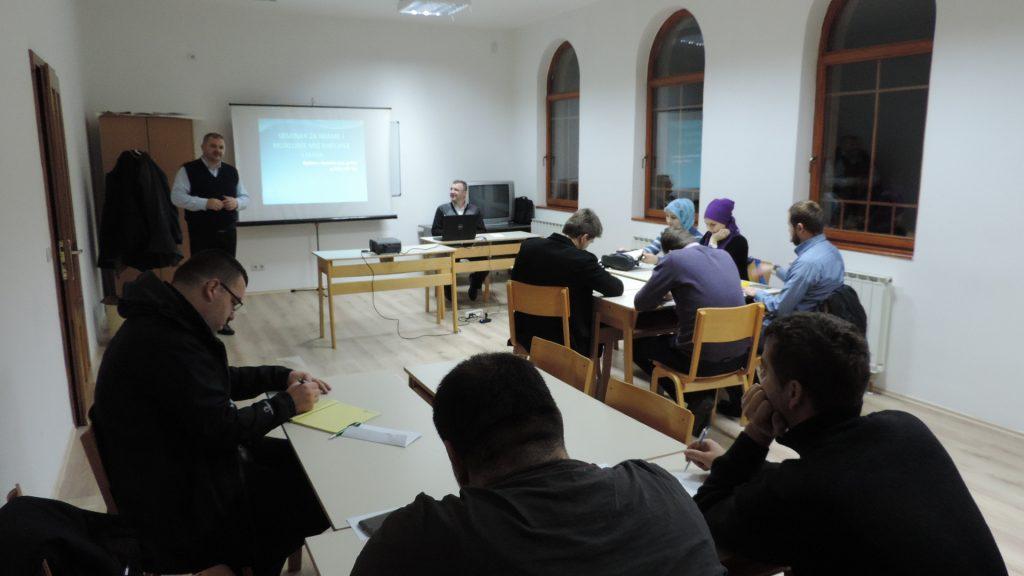 Seminar za imame i muallime MIZ Janja i MIZ Bijeljina