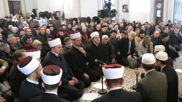 Sarajevo: Centralna mevludska svečanost održana u Begovoj džamiji