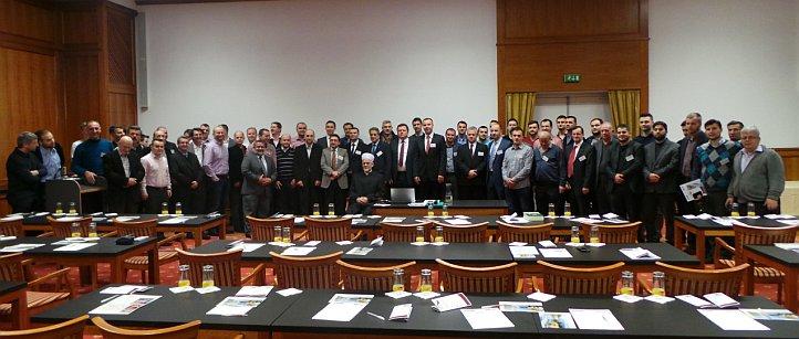 Održan seminar imama i predsjednika džemata IZB u Austriji