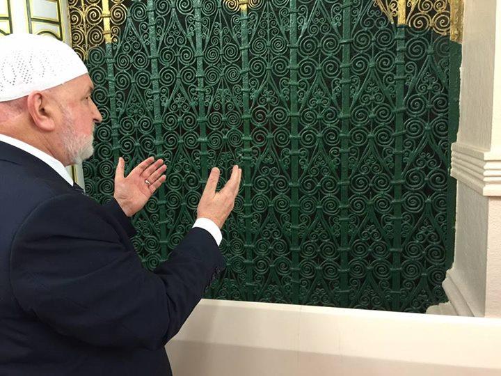 Moja ispovijest: Stidim se pred tobom, Allahov miljeniče, zbog mojih i grijeha ummeta