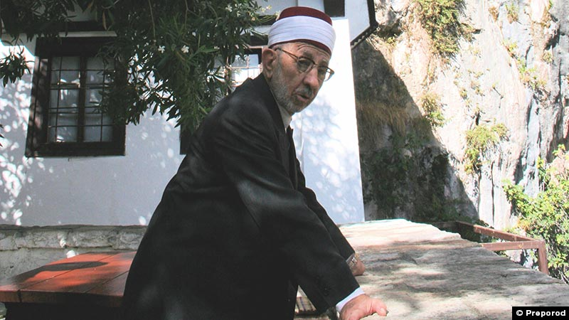 Muhammad Said Ramadan al-Bouti: Šehid mihraba