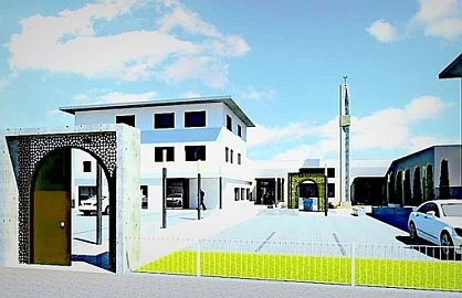 Svečano otvorenje Islamskog centra Stuttgart