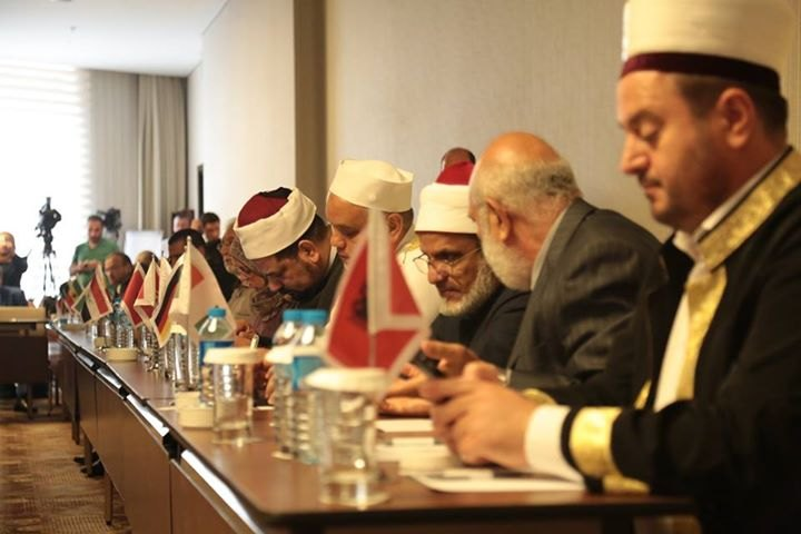 Sastanak Lige ehlisunnetskih učenjaka u Istanbulu