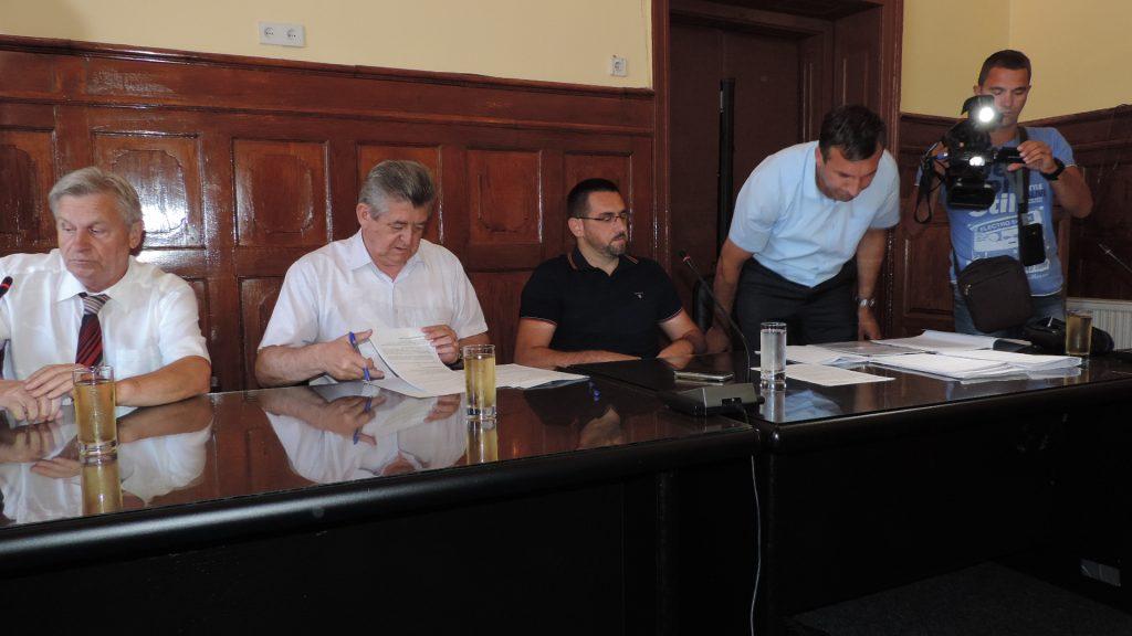 Ministar Edin Ramić u Bijeljini, Janji i Sapni