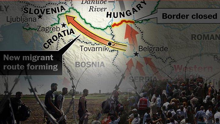 Zaustavite rat, a ne izbjeglice