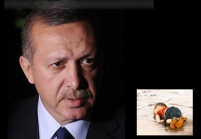 """Erdogan objavio pjesmu o dječaku Aylanu: """"Nije dječak umro, umrla je savjest islamskog ummeta"""""""