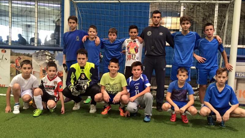 Naši mali nogometaši, naš ponos (FOTO)