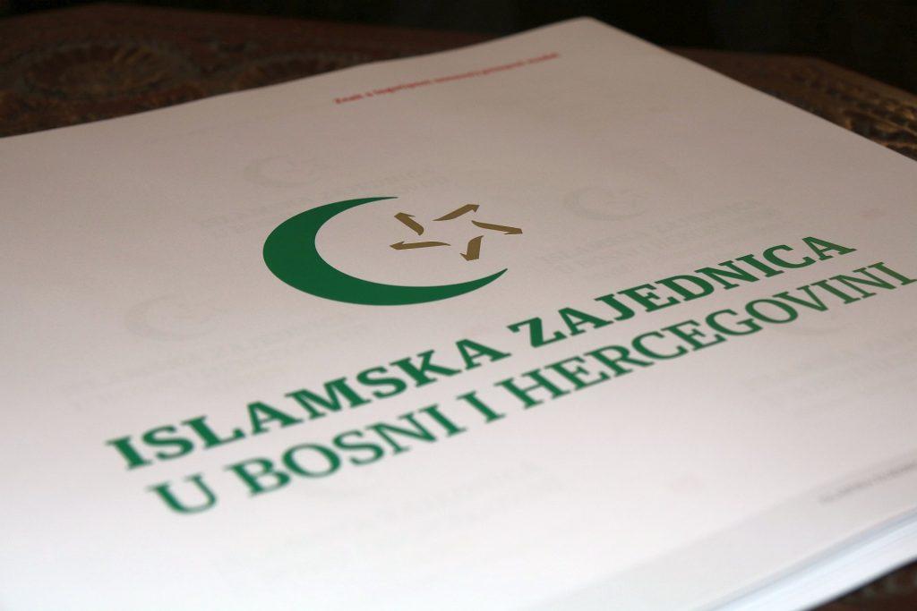 Autor idejnog rješenja novog znaka Islamske zajednice kod Reisu-l-uleme