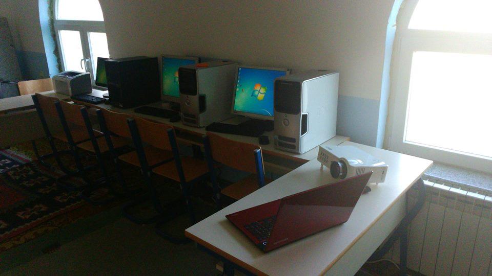 Mekteb u Janjarima opremljen audio-vizuelnim, računarskim i ostalim potrebnim komponentama – FOTO