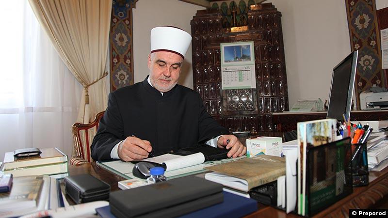 Reisu-l-ulema uputio pismo saučešća turskom ambasadoru