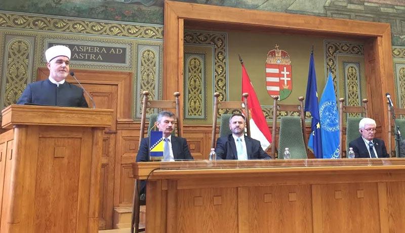 Mađarska besjeda Reisu-l-uleme: Mi smo muslimani i Evropljani