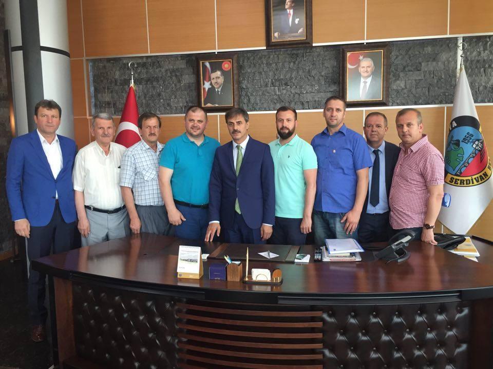 """Drugi dan službene posjete Turskoj – Delegacija Mektebskog centra u Udruženju """"Bosna-Sancak"""" u Serdivanu"""