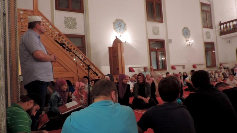 Ibadeti 27. noći ramazana u bijeljinskoj Sulejmaniji