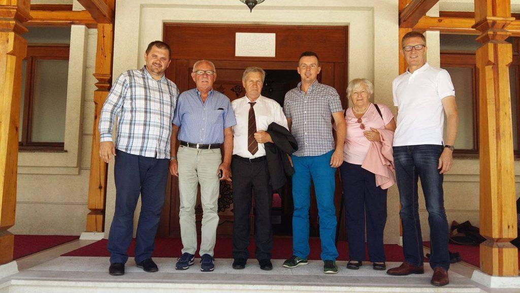 Delegacija njemačkog grada Langenhagena u posjeti MIZ Bijeljina