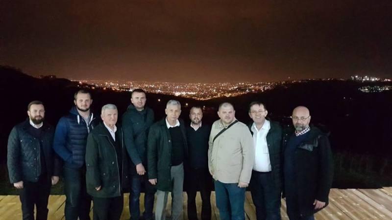 Posjeta bratskom Udruženju Bošnjaka u Serdivanu