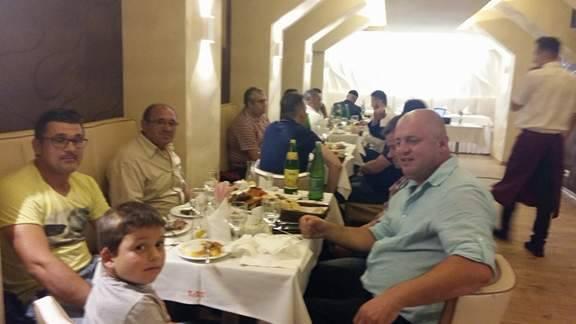 Delegacija MIZ Bijeljina na iftaru Bijeljinaca u Beču