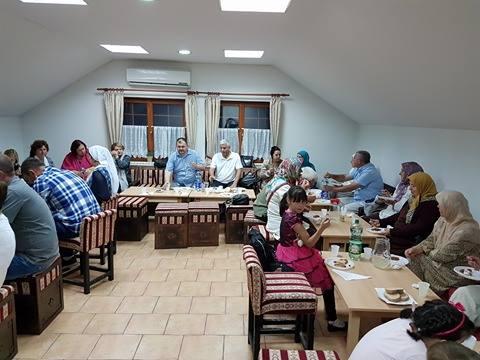Zajednički iftar u Mektebskom centru u Bijeljini