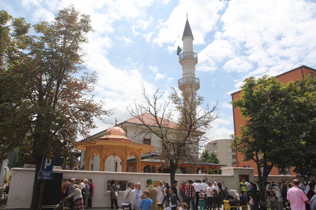 MIZ Bijeljina – Centralna bajramska svečanost 1. septembra u Sultan Sulejmanovoj Atik džamiji