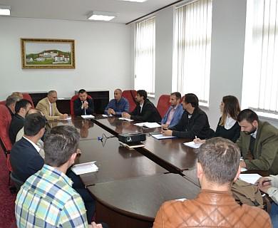 Radna posjeta predstavnika Generalne direkcije za vakufe Republike Turske