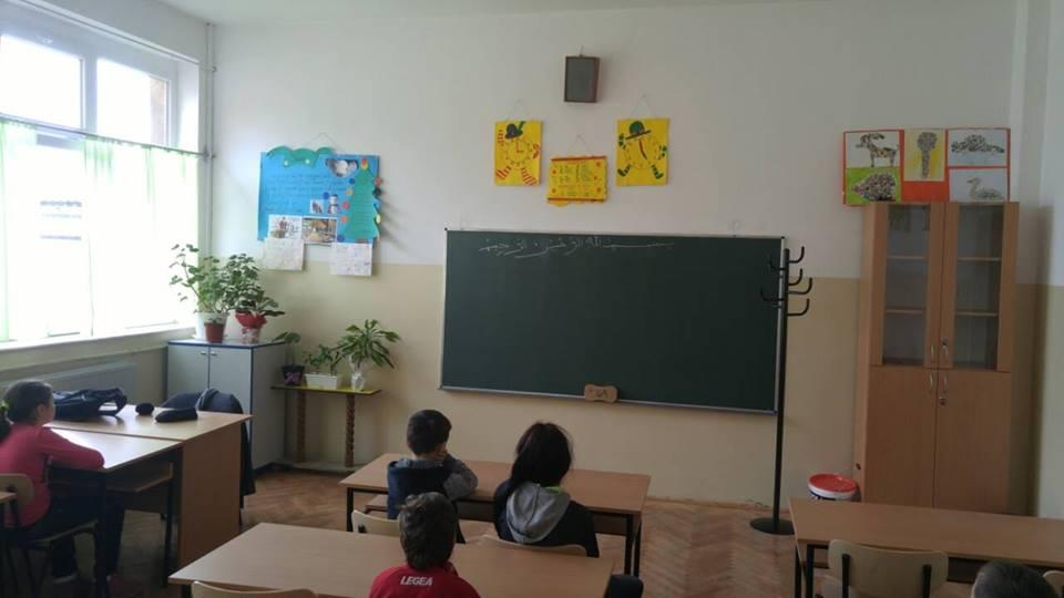 """Novo ruho kabineta za Islamsku vjeronauku u Osnovnoj školi """"Jovan Dučić"""" u Bijeljini"""