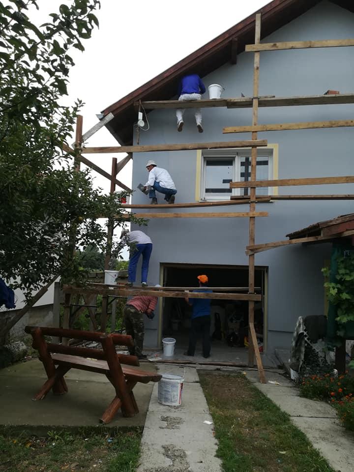Završena fasada na vakufskoj kući u džematu Janjari