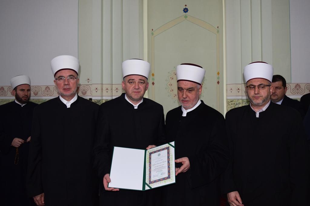 U Janji proučena hafiska dova glavnom imamu Omer-ef. Camiću