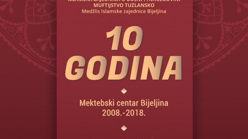Pripreme za Svečanu akademiju povodom 10 godina Mektebskog centra u Bijeljini (FOTO)