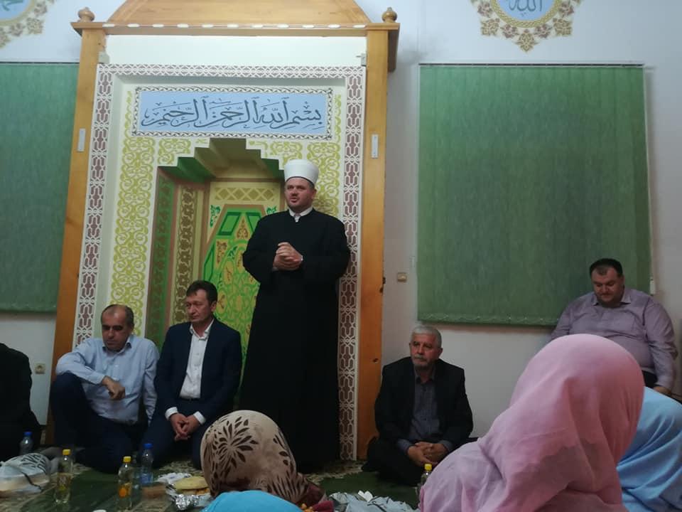 Održan zajednički iftar u džematu Janjari