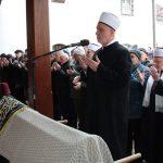 Reisu-l-ulema predvodio dženazu-namaz akademiku Muhamedu Filipoviću