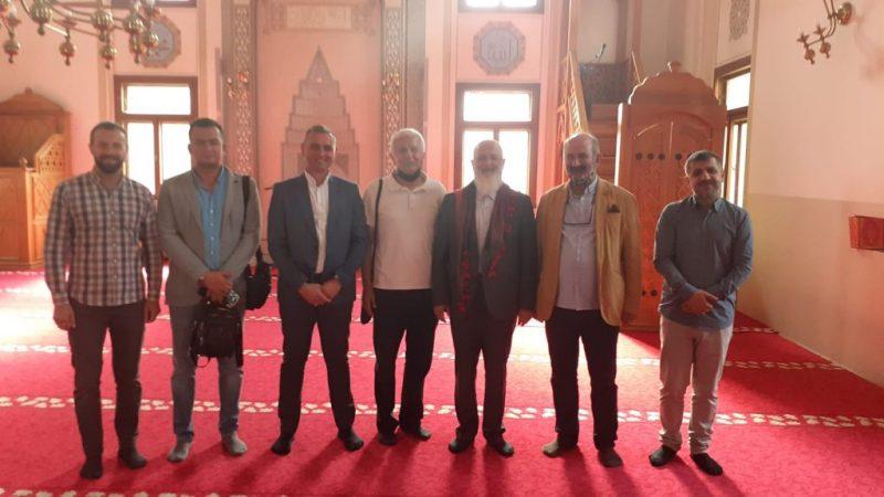 Posjetili su nas dragi musafiri iz Burse, Republika Turska