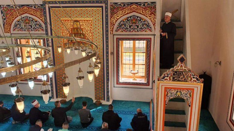 Gradnja doma, džamije i države: Hutba Ismail ef. Smajlovića iz Aladža džamije u Foči