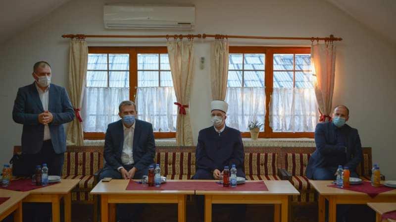 Muftija tuzlanski posjetio medžlise Islamske zajednice u Bijeljini i Janji