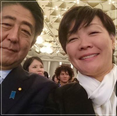 安倍昭恵 経歴