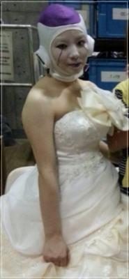 結婚披露宴で岩橋良昌の嫁・結花のクセの強さが判明?フリーザになった