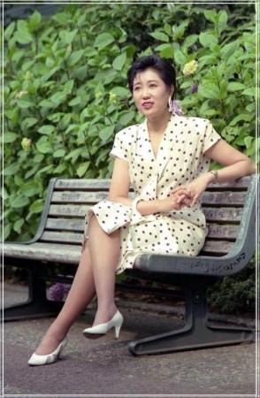 小池百合子都知事の若い頃の画像