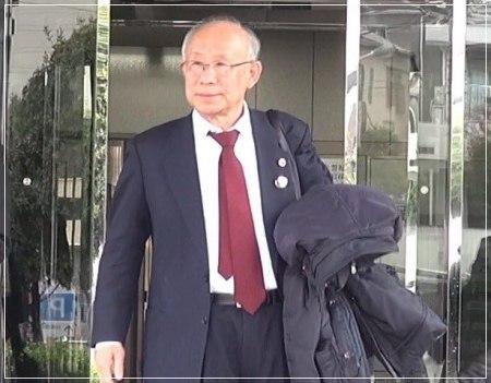 宇都宮健児弁護士の画像