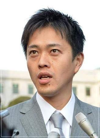 吉村洋文大阪府知事のイケメン顔画像