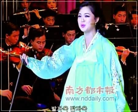 歌手時代の金正恩の嫁・李雪主(リソルジュ)の顔画像