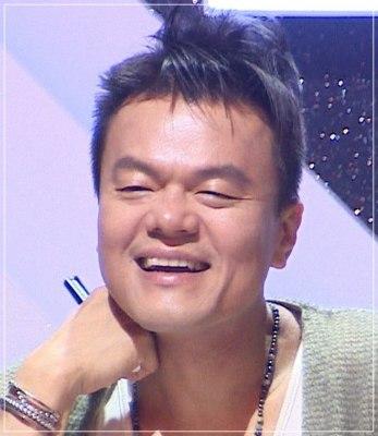 JYParkパクジニョンの顔画像