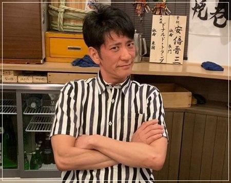 再婚相手の存在について紹介して公開プロポーズをしたアンタッチャブル柴田英嗣の顔画像