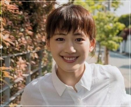 韓流スターのノミヌと熱愛が報じられた綾瀬はるかの顔画像