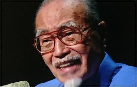第三回24時間テレビ主演を務めた森繁久彌さん顔画像